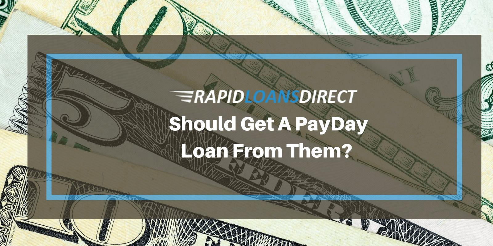 Rapid Loans Review