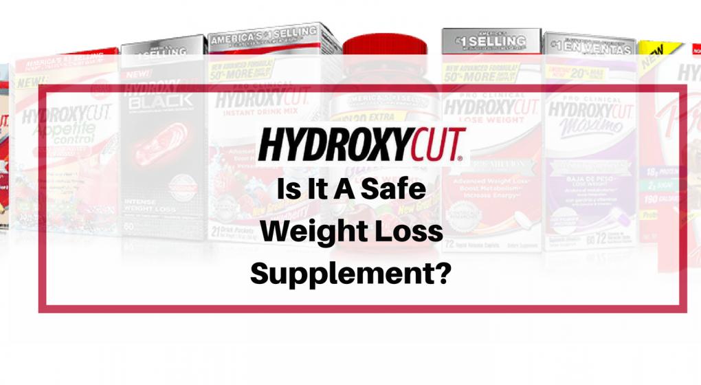 HydroxyCut Review