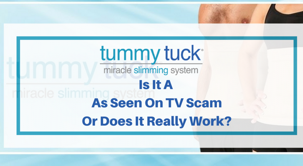 Tummy tuck belt reviews-does the tummy tuck belt work?