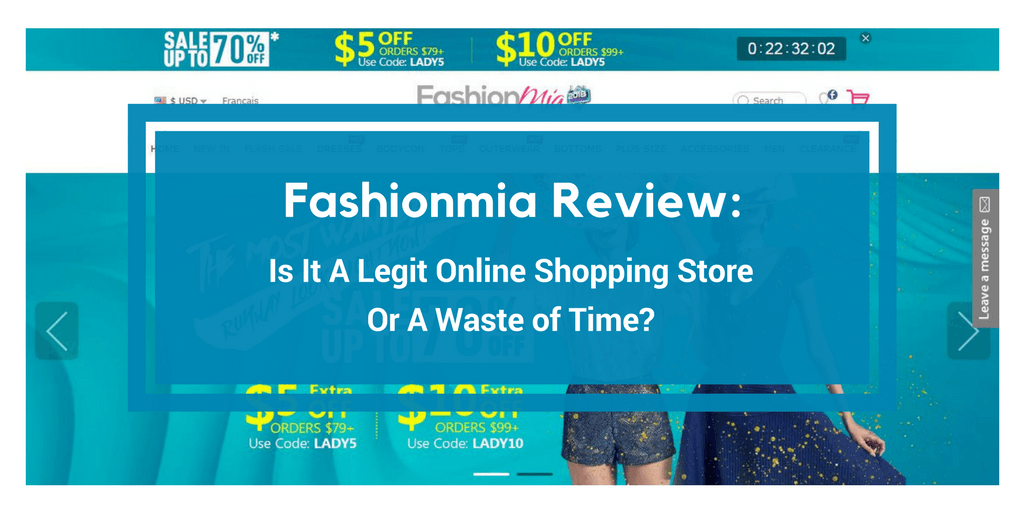 Fashionmia Review