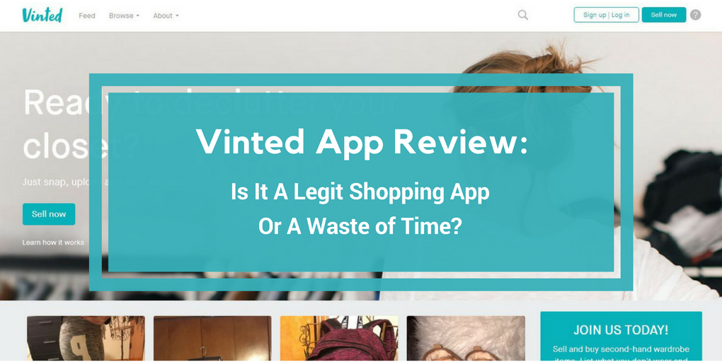 Vinted App Review