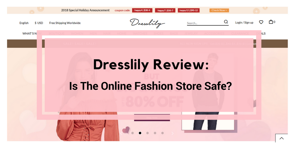 eb4d6f7438d Dresslily Review  Is It Safe or A Shopping Scam