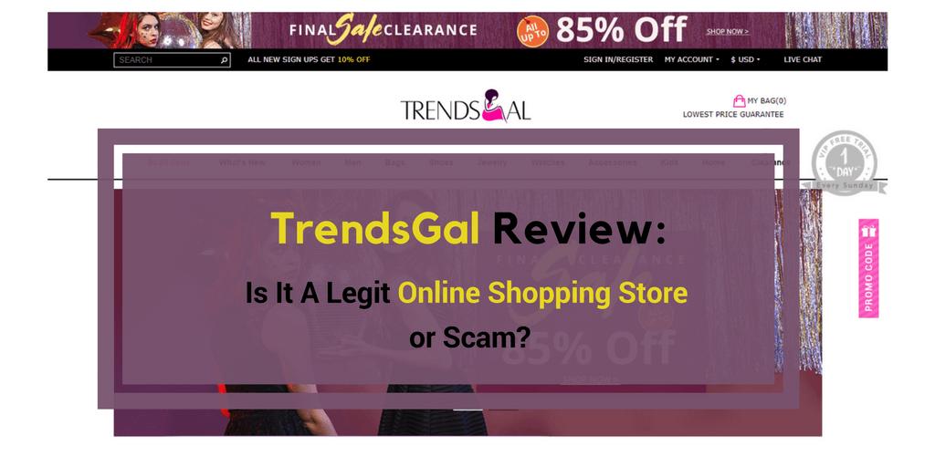 TrendsGal review