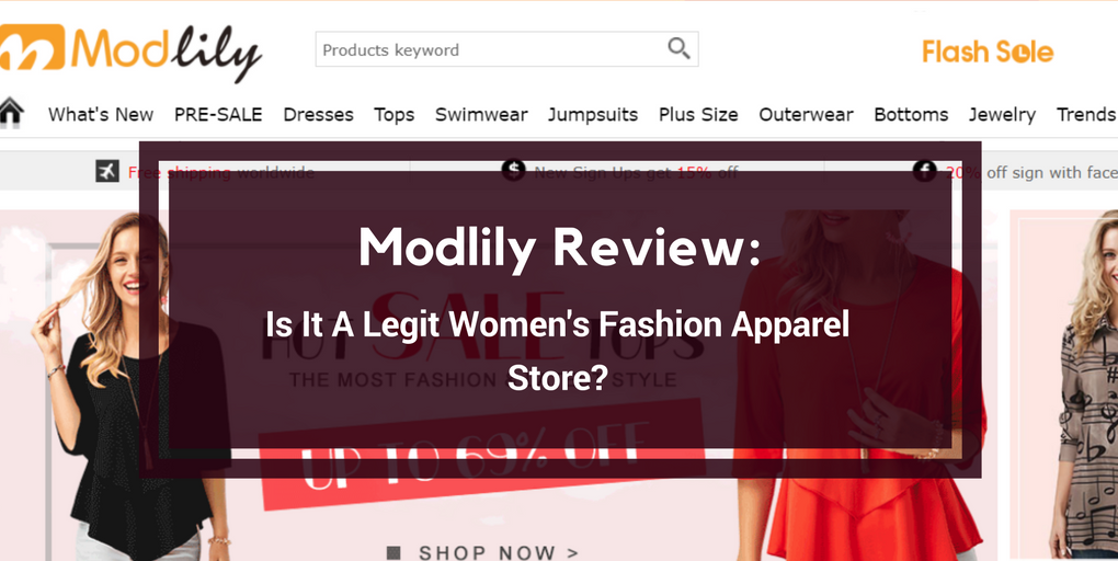 Modlily Review Is This Store Legit Or A Scam More Real