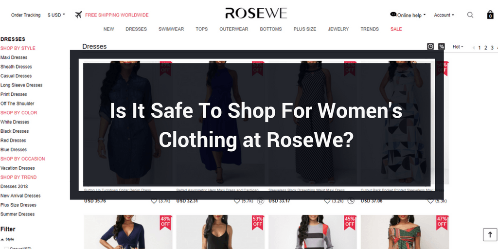 rosewe review