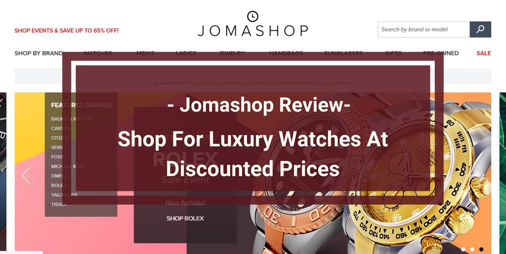 Jomashop-review