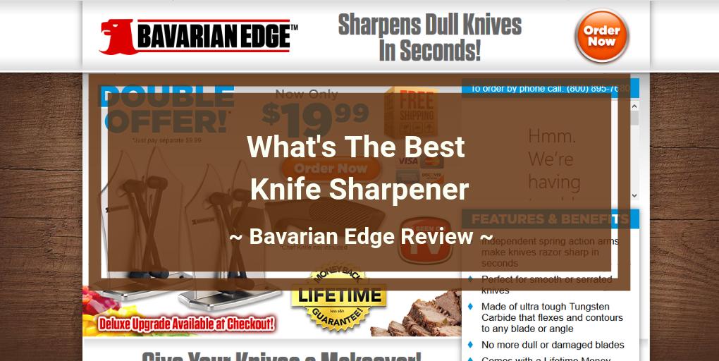 Bavarian edge review