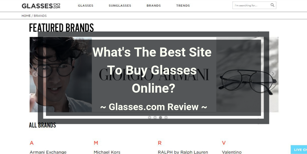 3fe00f20451 Glasses.com Review  Legit or Scam