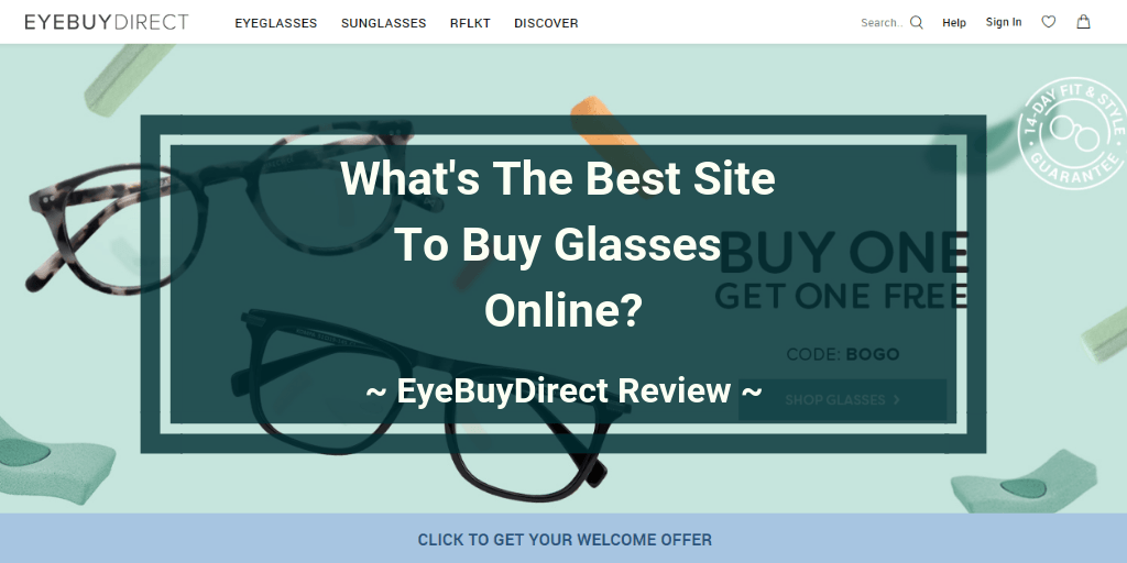 eyebuydirect online glasses review