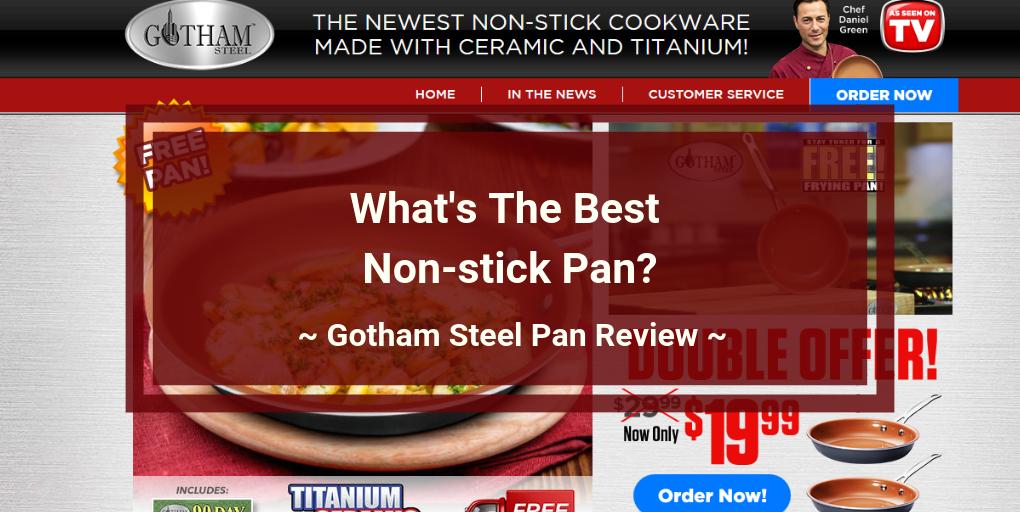 gotham steel review