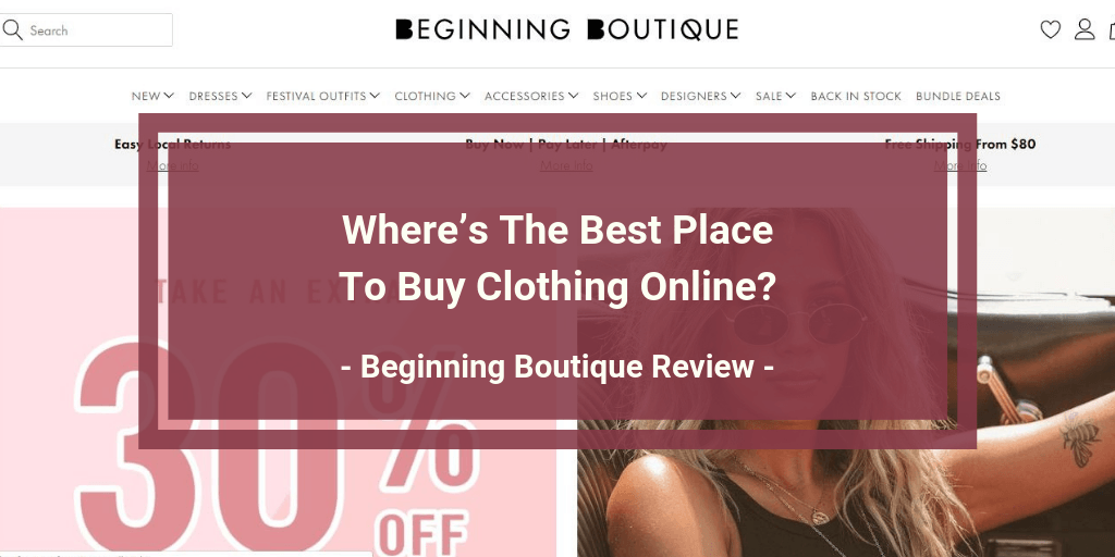Beginning Boutique Review