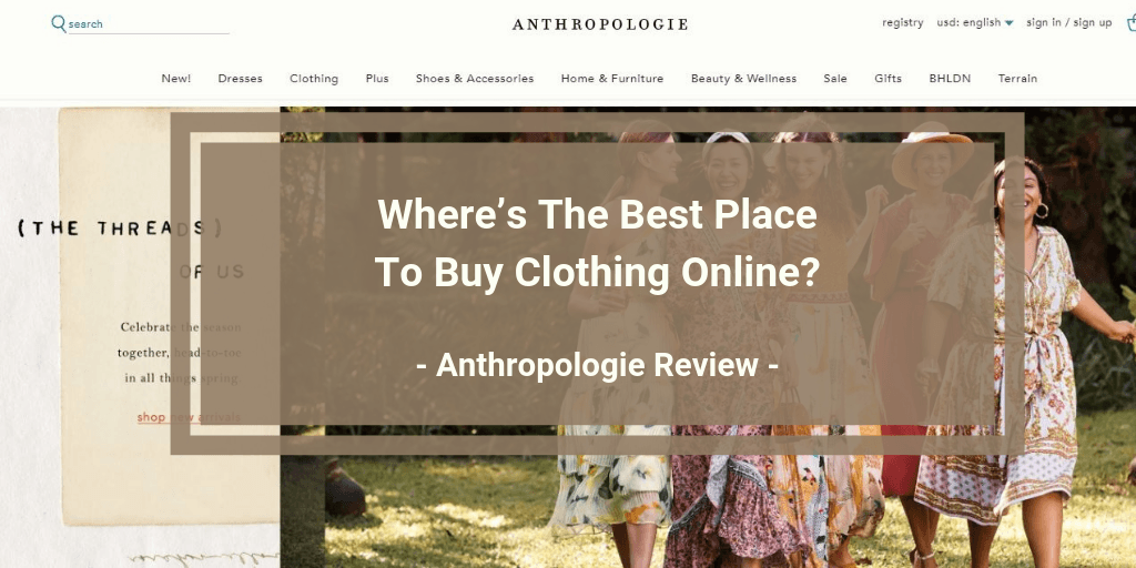 Anthropologie Review
