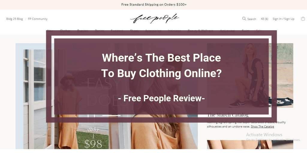 Free People Review