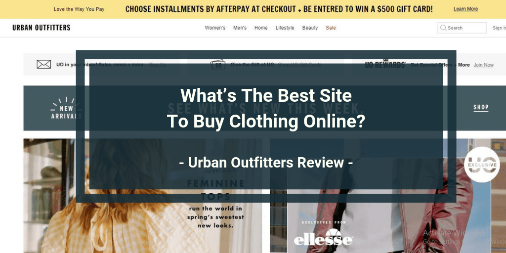 Urban Outfitters Review