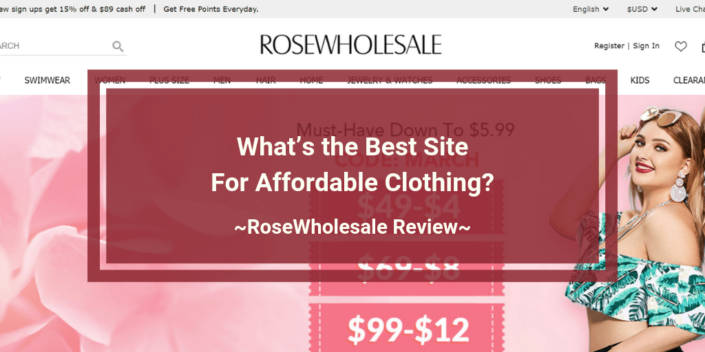RoseWholesale Review