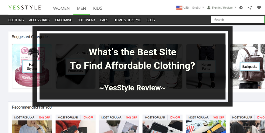 YesStyle Review
