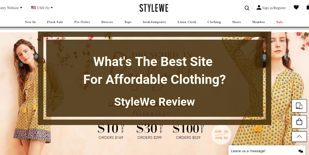 StyleWe Review