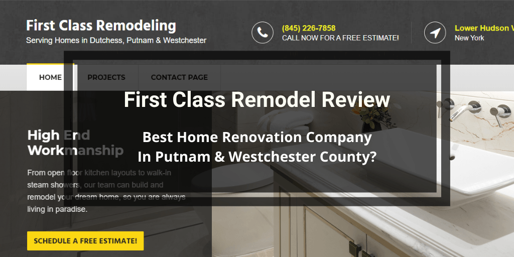 First Class Remodel Review