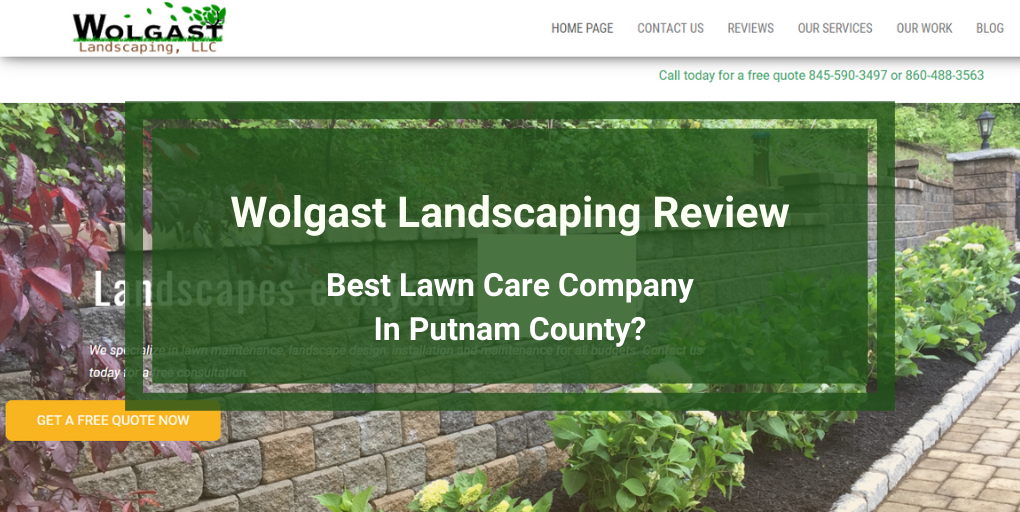 Wolgast Landscaping Review