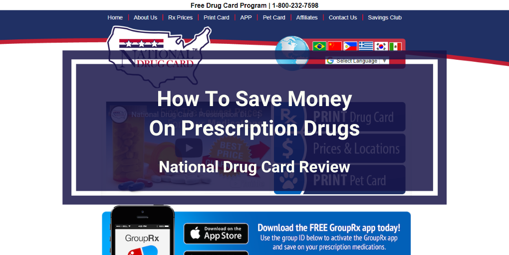 National Drug Card Review