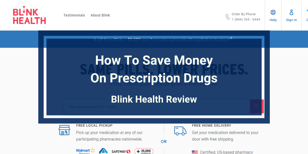 Blink Health Review