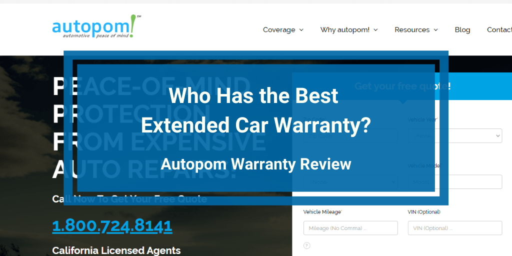 Autopom Warranty Review