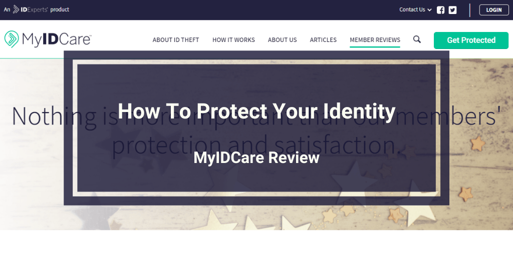 MyIDCare Review